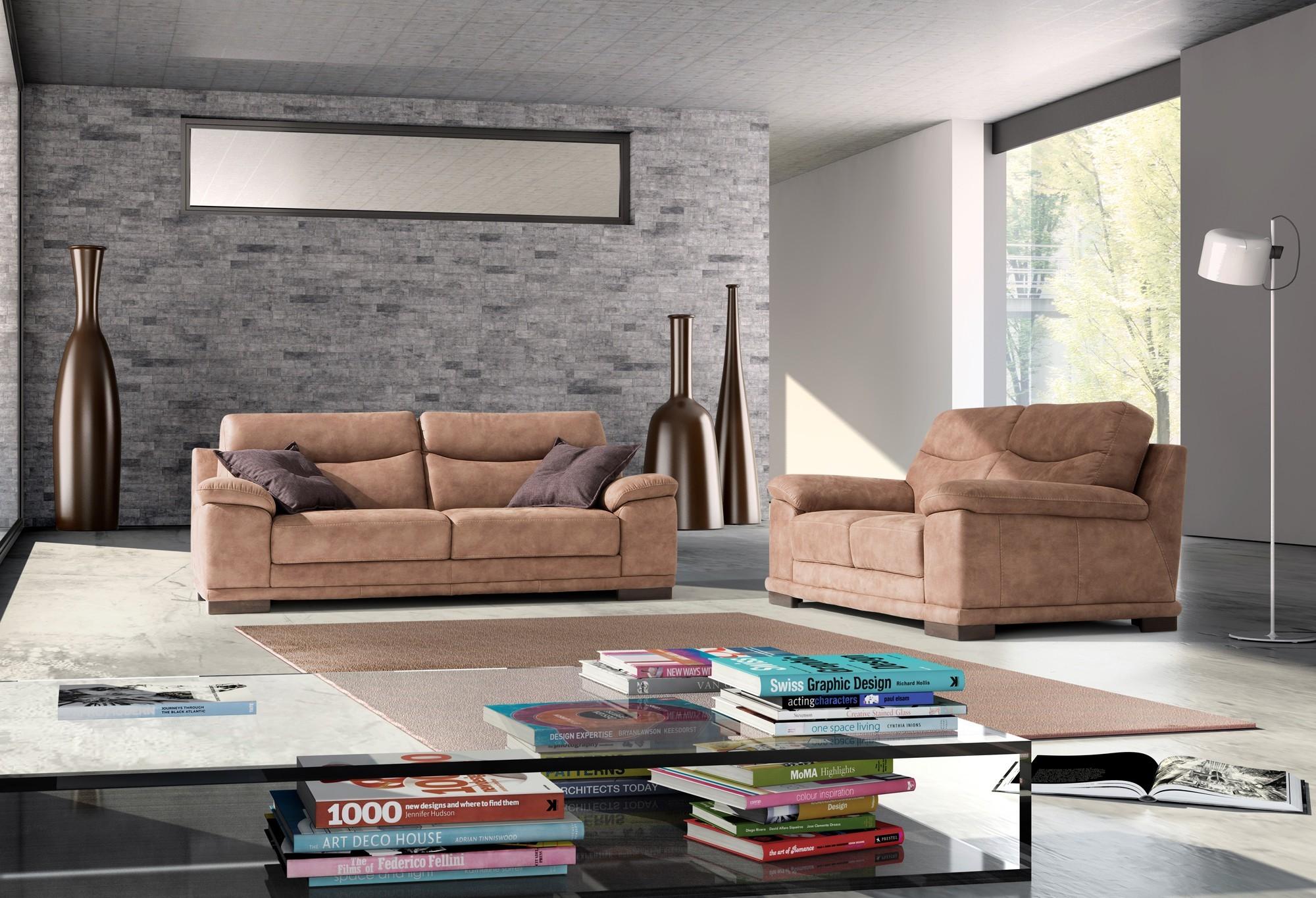 Canapé de salon MAGDALENA Ambiance & Canapés