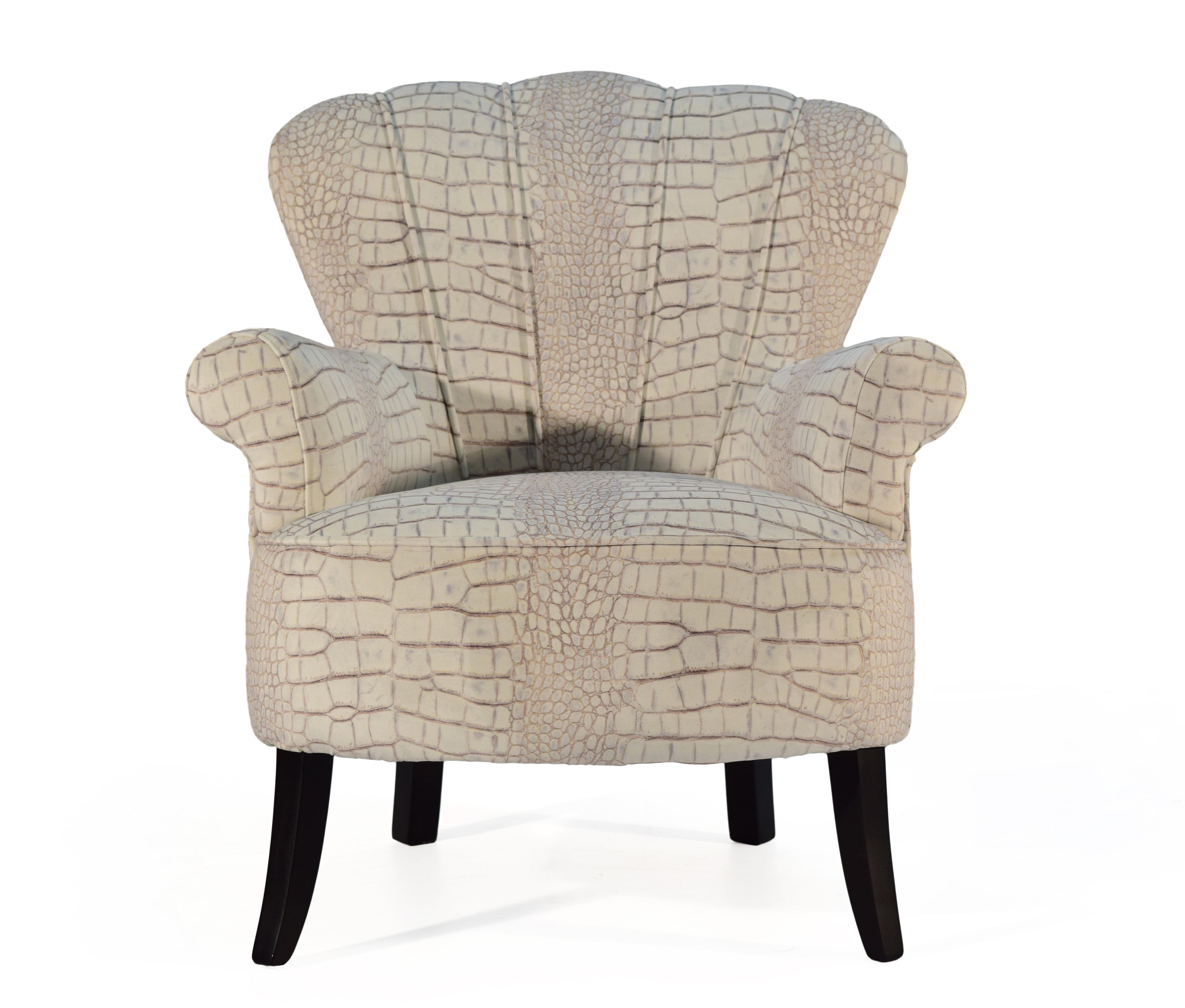 fauteuil tapissé havana
