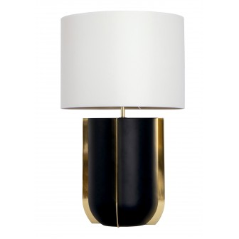 Lampe CHIC  Noir & Or