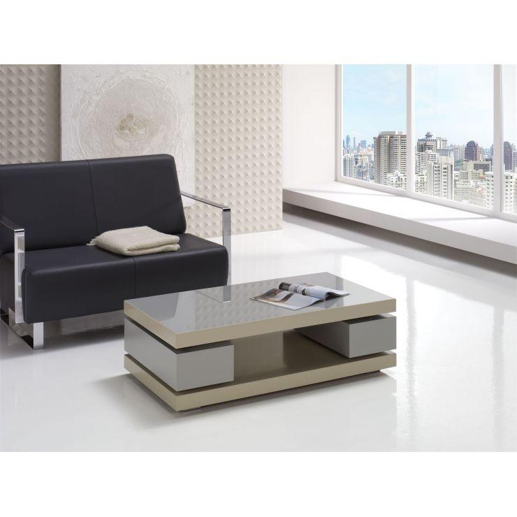Table basse plateau céramique 259