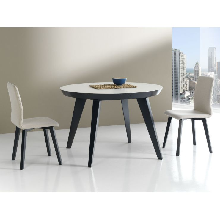 Table plateau et allonges céramique 752