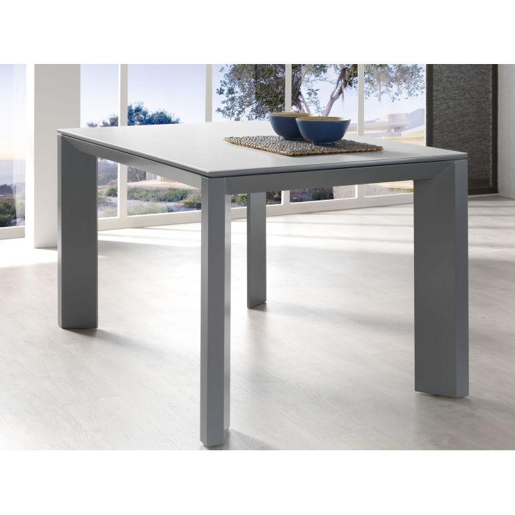 Table plateau et allonges céramique 760